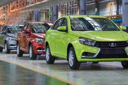 «АвтоВАЗ» разместил акции по 9 рублей за штуку