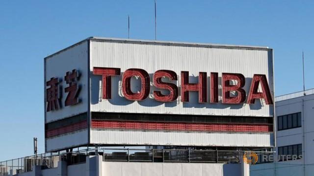 Toshiba готовится продать часть основного бизнеса