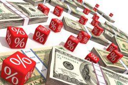 Долги россиян перед банками уменьшились