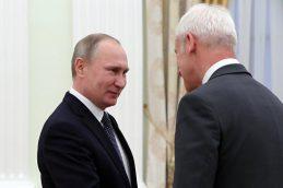 Путин заявил о готовности помочь Volkswagen на российском рынке