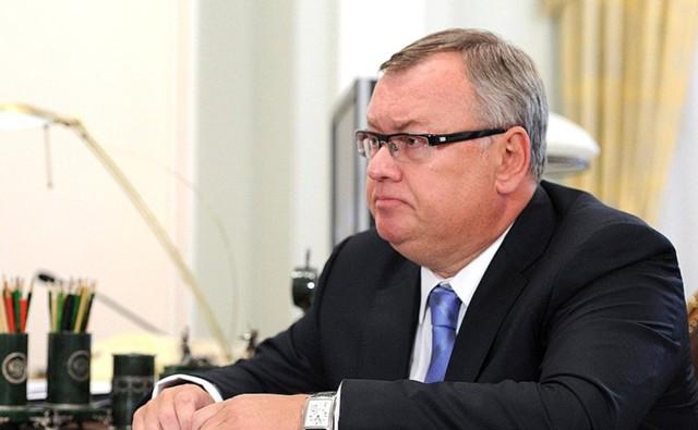 Костин: рубль недооценен и может укрепиться на 10%