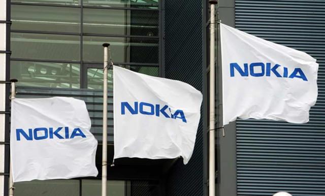 Прибыль Nokia упала, но оказалась выше прогнозов