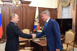 Греф пообещал Путину низкие ставки по ипотеке