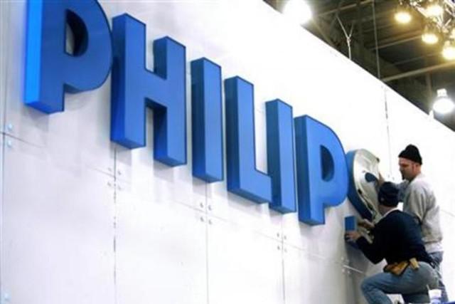 Philips увеличила чистую прибыль в 7 раз
