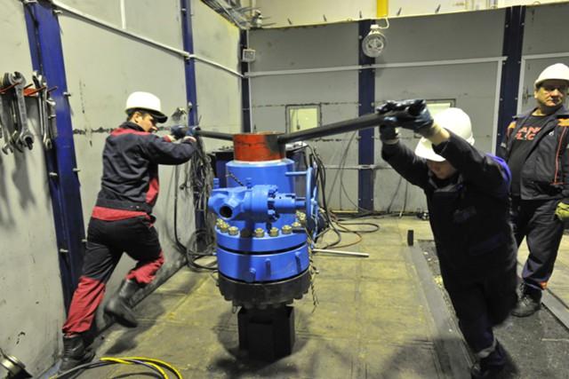 «Газпром» озвучил план добычи на 2017 год