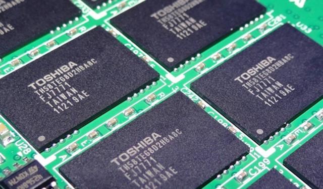 Число претендентов на бизнес Toshiba сократилось