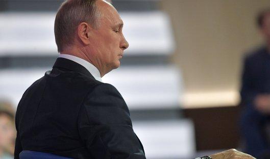 Путин: Прибыль банков РФ превысила 650 млрд руб