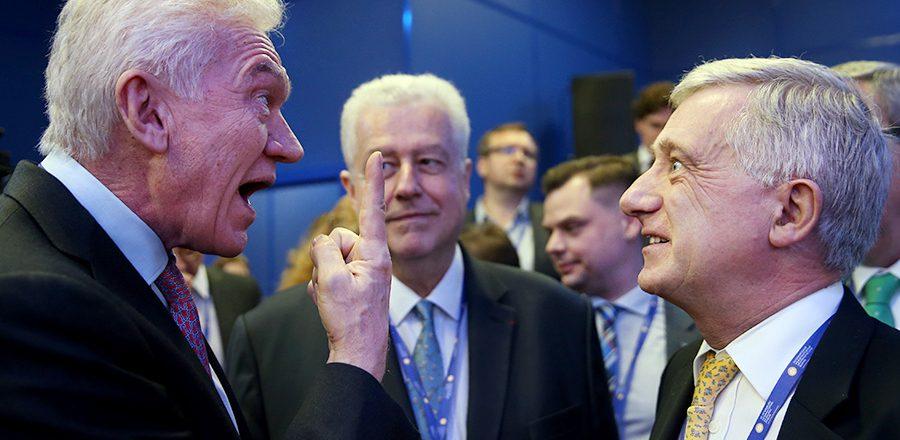 Богатейшие люди России на Питерском форуме