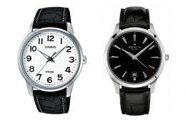 Классификация наручных часов по типу встроенного механизма