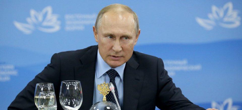 Путин призвал нефтяников давать больше заказов судоверфи «Звезда»