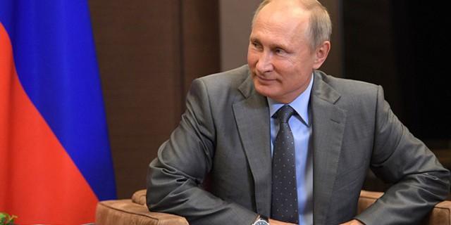 Путин пообещал комфорт иностранным бизнесменам