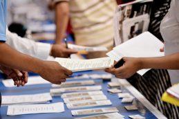 Заявки по безработице в США на минимуме с августа