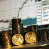 Средневзвешенный курс доллара на 11:30 мск повысился до 57,34 рубля