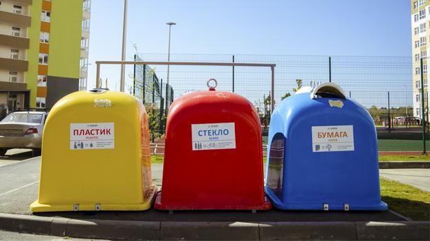 Ёмкости для хранения бытовых отходов