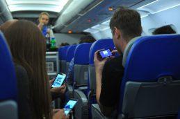 У пассажиров коротких рейсов «Аэрофлота» появится доступ в Интернет