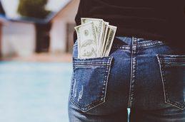 Доллары мимо банка