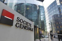 Чистая прибыль группы Societe Generale в РФ по итогам 2017 года составила 10,4 млрд рублей по МСФО
