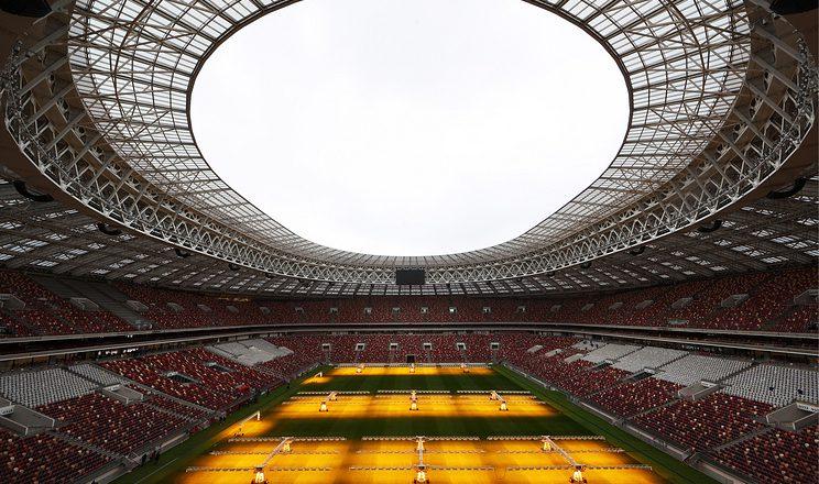 «Ингосстрах» застрахует стадион «Лужники» на 36,7 млрд рублей во время ЧМ-2018