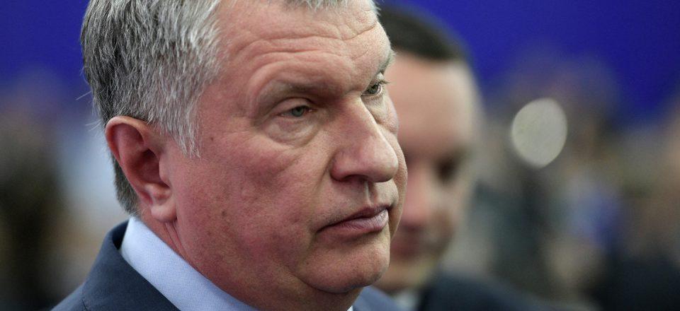 Глава «Роснефти» Сечин явился в Мосгорсуд для дачи показаний по делу Улюкаева