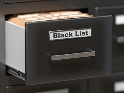 Исключение банковских клиентов из черного списка не вышло на второй уровень