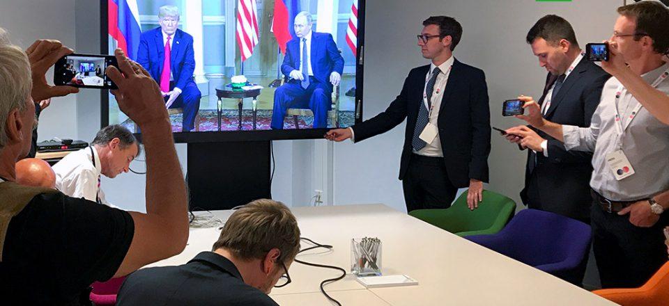Власти Финляндии подсчитали стоимость встречи Путина и Трампа