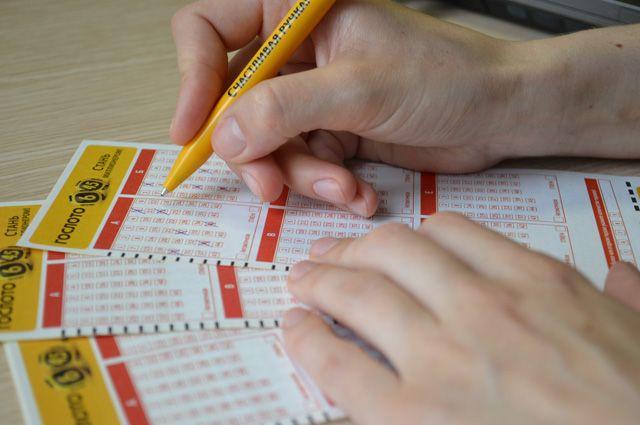Россияне выиграли в лотерею 860 млн рублей за полугодие