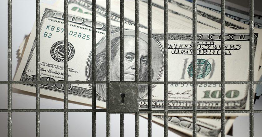 Валютные вклады в тюрьме регулятора