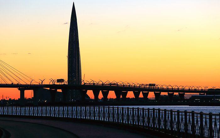Небоскреб «Газпрома» в Петербурге обошел по инвестициям самое высокое здание в мире