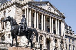 Банк Англии сохранил ключевую ставку на уровне 0,75%