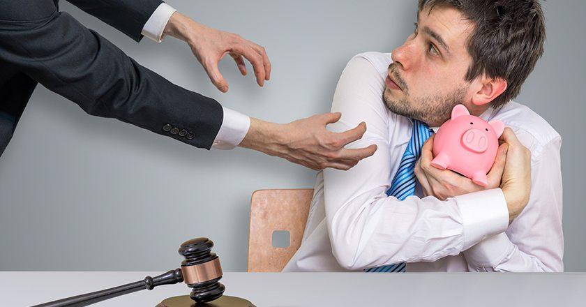 Исследование: коллекторы начали активно бороться с должниками с помощью судов