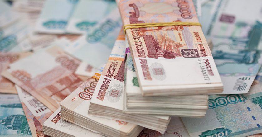 Минфин РФ направит на закупки валюты рекордные 475,7 млрд рублей 