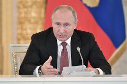 Путин подписал закон о донастройке налоговой системы в России