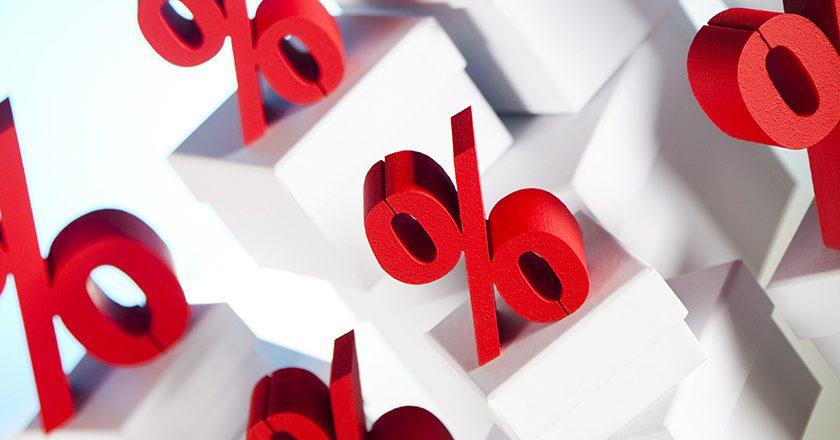 Максимальная ставка топ-10 банков по рублевым вкладам выросла до 7,03%
