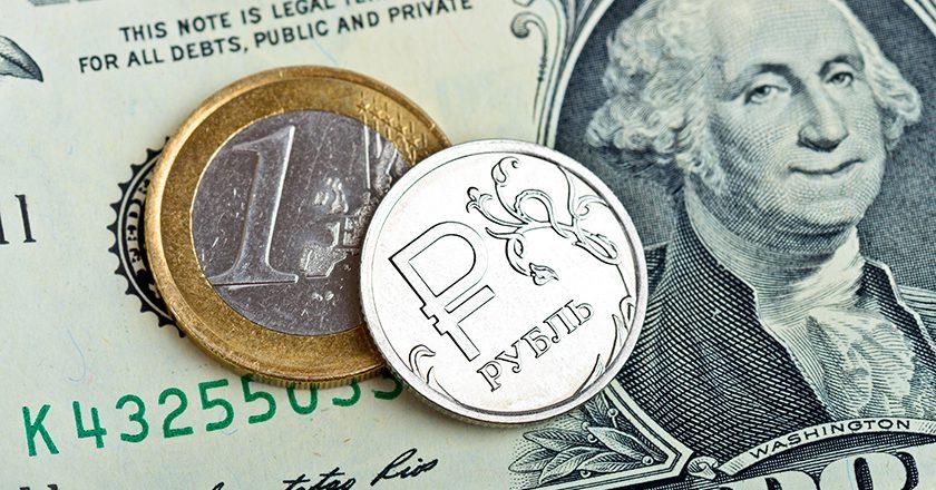 ЦБ: рубль в ноябре ослаб к корзине валют, несмотря на укрепление к евро