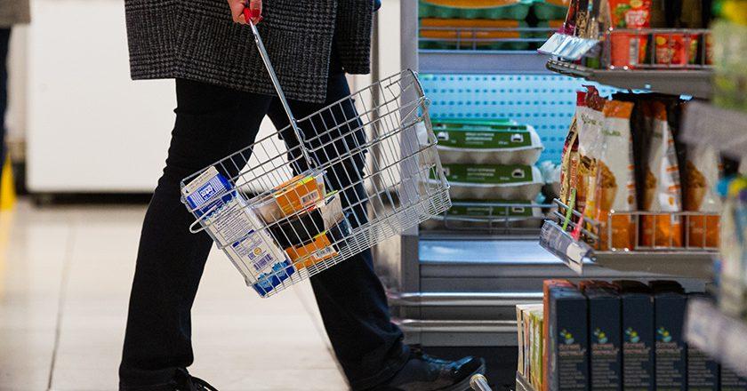 Исследование: россияне тратят на еду почти треть своего бюджета