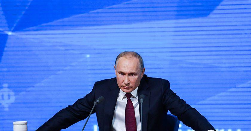 Путин: «Нам нужен прорыв»