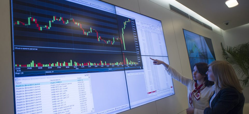 Индексы РФ завершили торги ростом