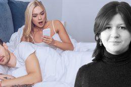 Как скрыть переписку от жены