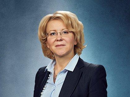 Российскую национальную перестраховочную компанию возглавила Наталья Карпова