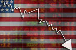 Рынки госдолга США и Британии подали сигнал грядущей рецессии