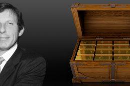 Как спрятать 8 тонн золота