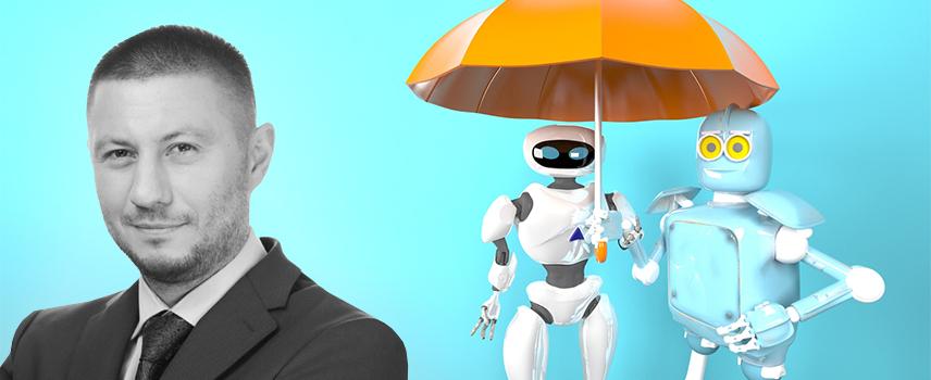 Как робот роботу: мечтают ли андроиды об электростраховании?