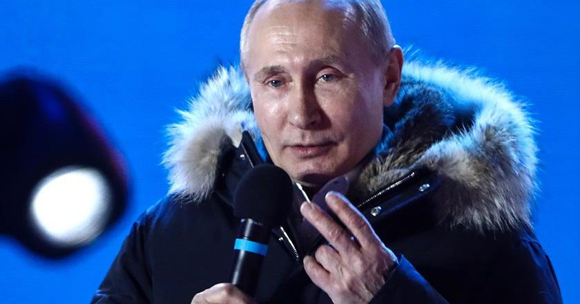 Путин: бедность населения не способствует экономическому развитию