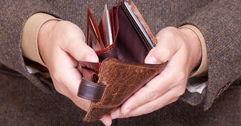 Число банкротств россиян выросло почти на 57% за год