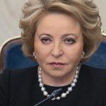 Матвиенко призвала руководство Минпромторга к самокритичности