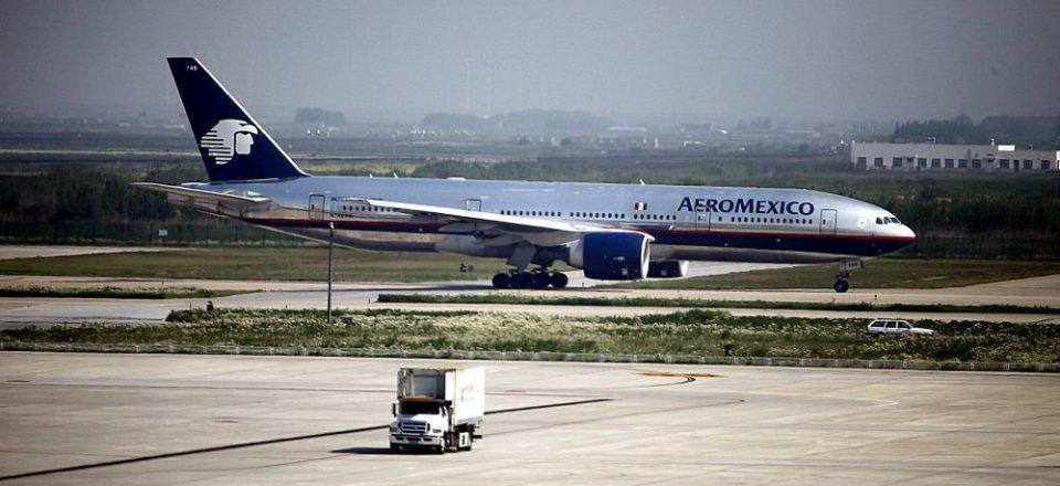 Крупнейшая авиакомпания Мексики начала процедуру банкротства в США