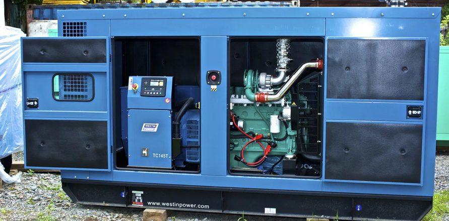 Дизельные генераторы с автоматизацией
