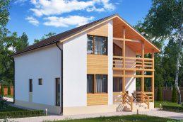 Стоимость постройки домов из СИП-панелей