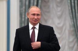 Путин: состояние банковского сектора России весьма удовлетворительное