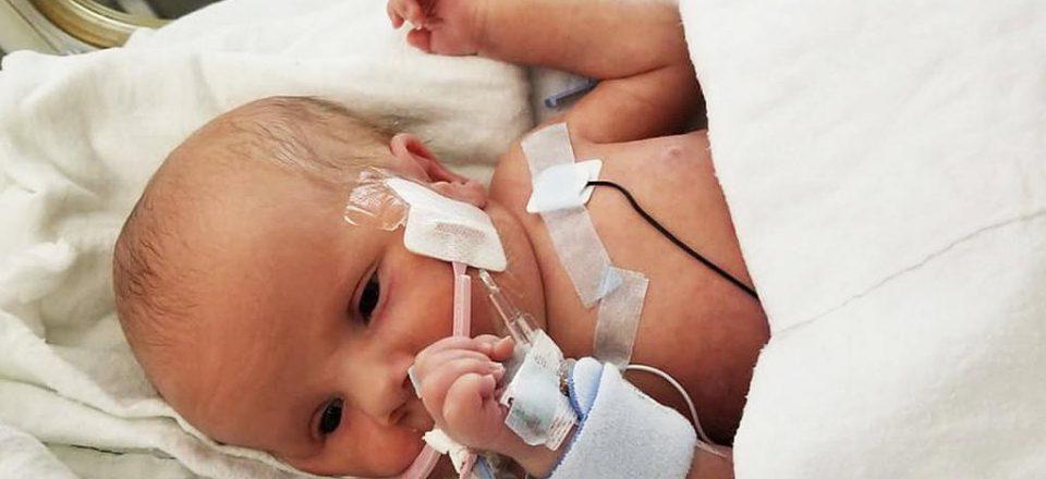 Нарушения дыхания и хронические заболевания легких у новорожденных